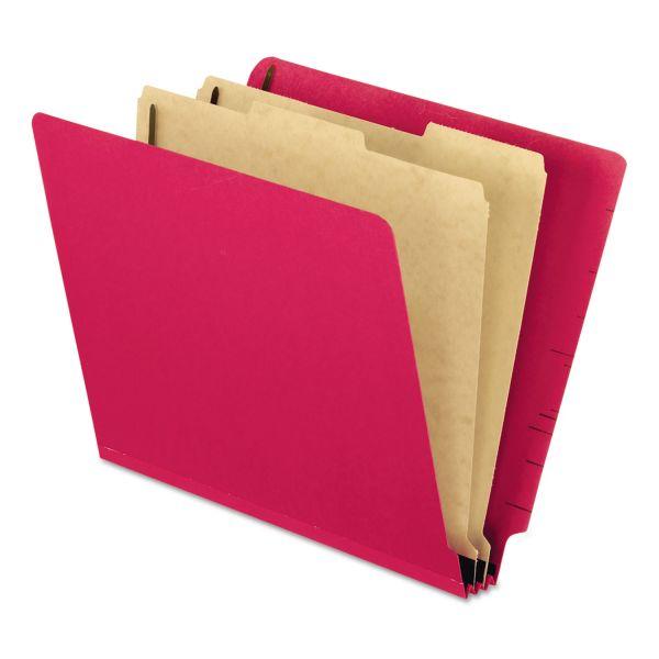 Pendaflex End Tab Pressboard Classification Folders