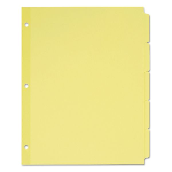 Avery Plain Tab Write-On Dividers