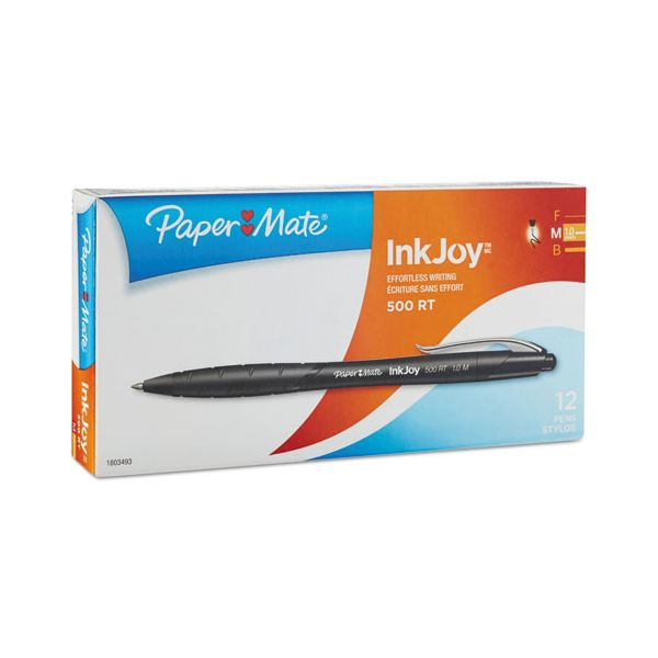 Paper Mate InkJoy 500 RT Retractable Ballpoint Pens