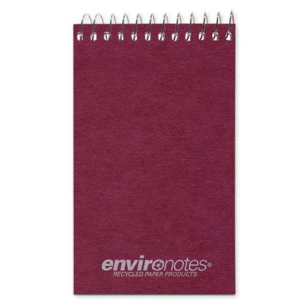Roaring Spring Wirebound Narrow Ruled Memo Book