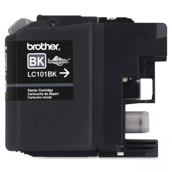Brother LC101BK Black Ink Cartridge