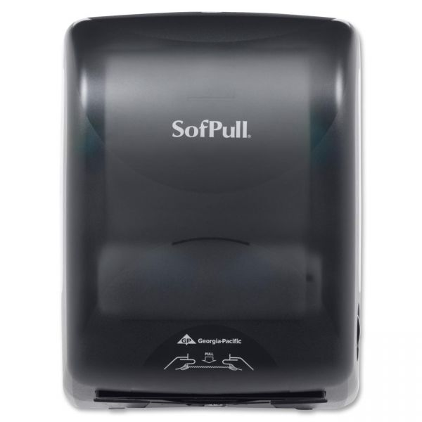 SofPull Mechanical Paper Towel Dispenser