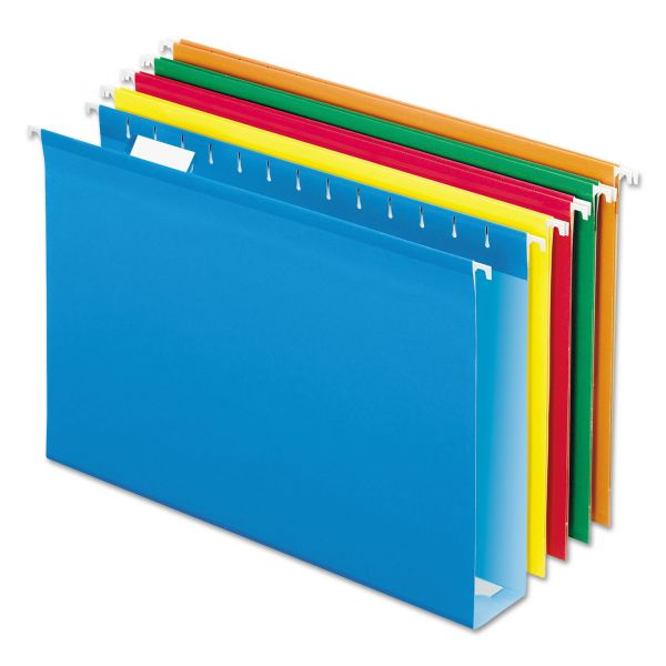 Esselte Pendaflex Hanging Box Bottom File Folders