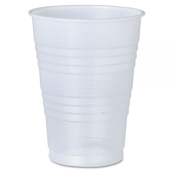 SOLO Galaxy 10 oz Plastic Cups