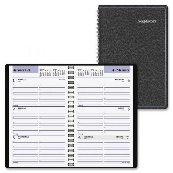 At-A-Glance DayMinder Weekly Appointment Book