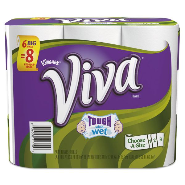 Viva Choose-a-Size Big Roll Paper Towels