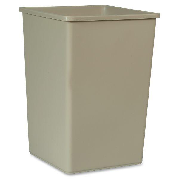 Rubbermaid Untouchable Square 35 Gallon Trash Can Liner