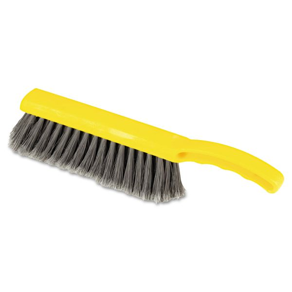 "Rubbermaid Commercial Countertop Brush, Silver, 12 1/2"" Brush"