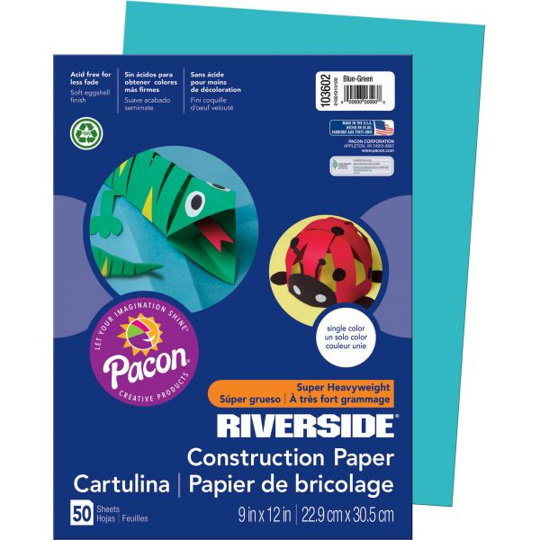 Pacon Heavyweight Construction Paper