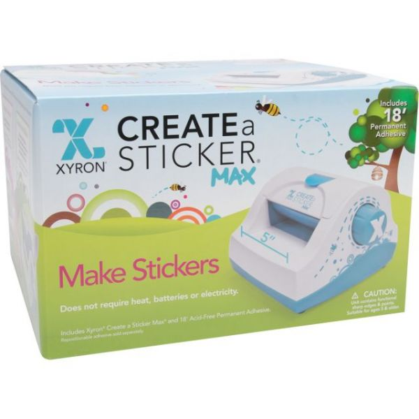 "Xyron 5"" Create-A-Sticker Machine"