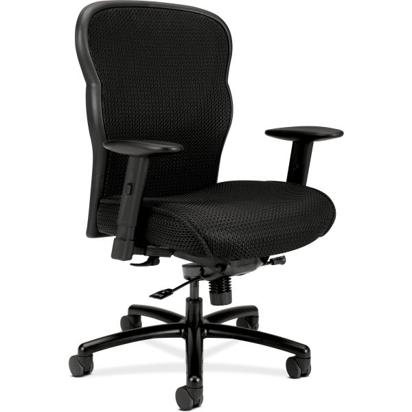 HON Wave HVL705 Big & Tall Mesh Executive Office Chair