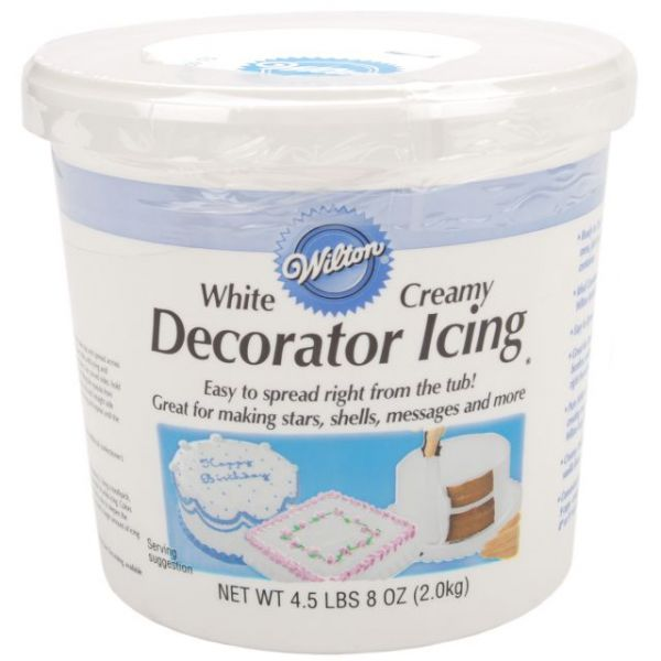 Wilton Ready-To-Use Decorator Icing