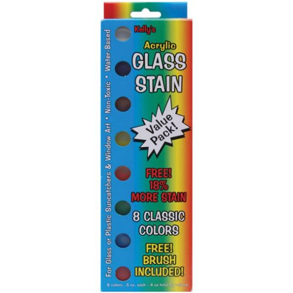 Acrylic Glass Stain