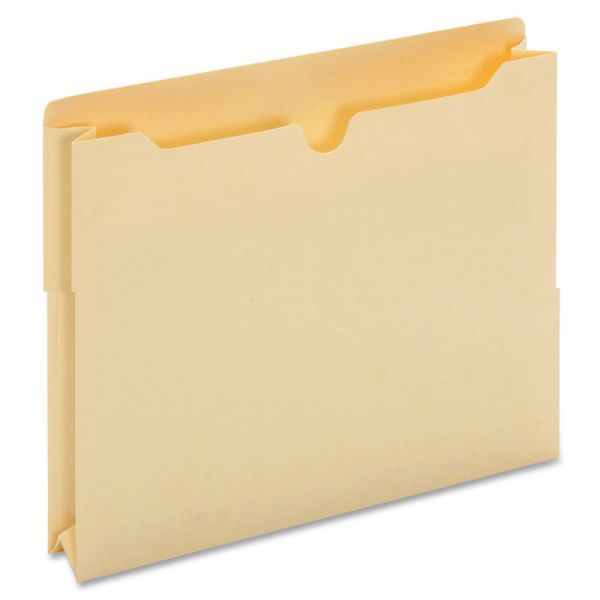 Globe-Weis Full-height Gusset File Jackets