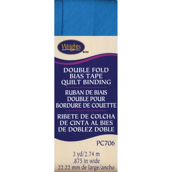 Double Fold Quilt Binding