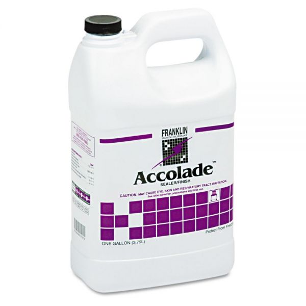 Franklin Cleaning Technology Accolade Floor Sealer, 1gal Bottle, 4/Carton