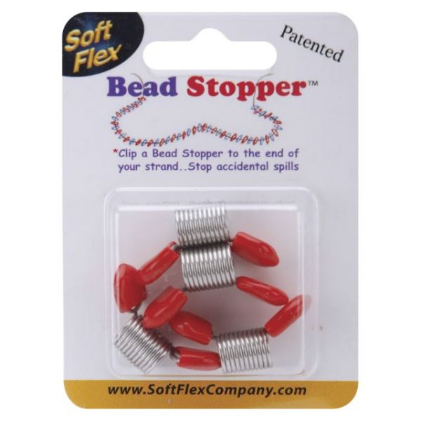 Bead Stoppers 4/Pkg