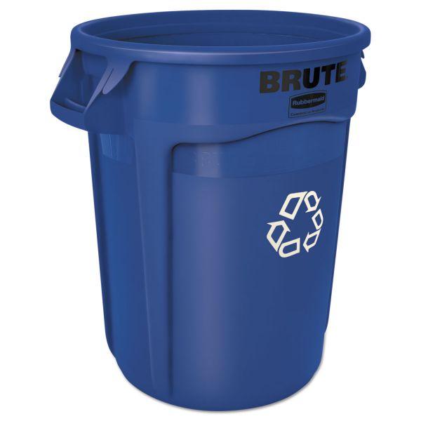 Rubbermaid Brute Multipurpose 32 Gallon Trash Can