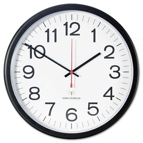 Universal One Indoor/Outdoor Wall Clock