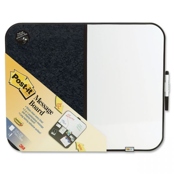 Post-it Combo Bulletin/Dry Erase Board