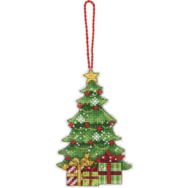 Dimensions Susan Winget Tree Ornament Counted Cross Stitch Kit