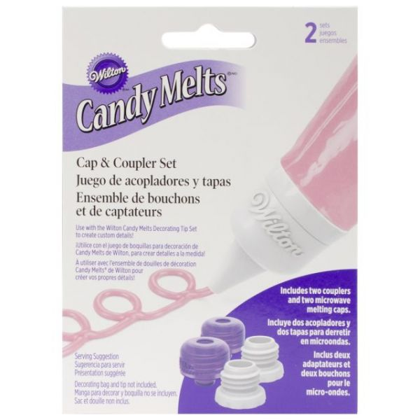 Candy Melt Cap & Coupler Set