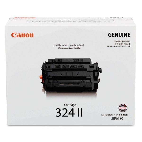 Canon 324ll Black High Yield Toner Cartridge (3482B013)