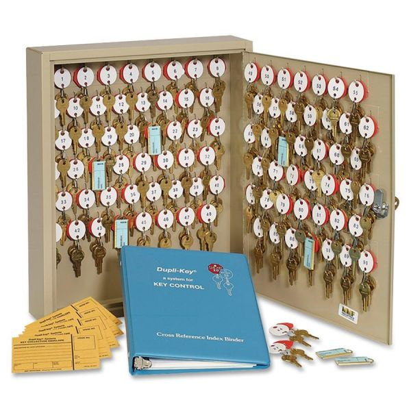 Steelmaster Two-Tag Cabinet - 90 keys