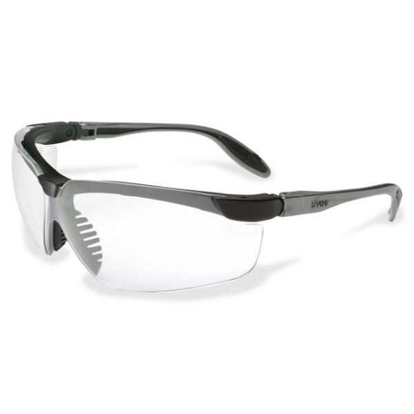 Uvex Safety Genesis Slim Clear Lens Safety Eyewear