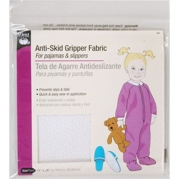 "Anti-Skid Gripper Fabric 11""X24"""