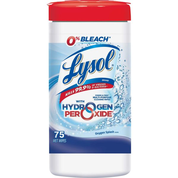 LYSOL Power & Free Multi-Purpose Cleaning Wipes