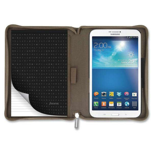 "Filofax Carrying Case for 8"" Tablet - Tan"