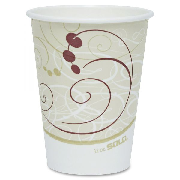 SOLO 12 oz Paper Coffee Cups