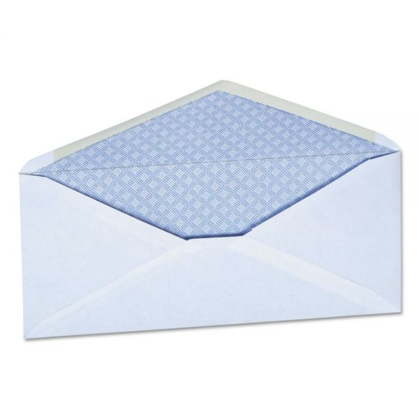 Universal Security Tinted Business Envelopes
