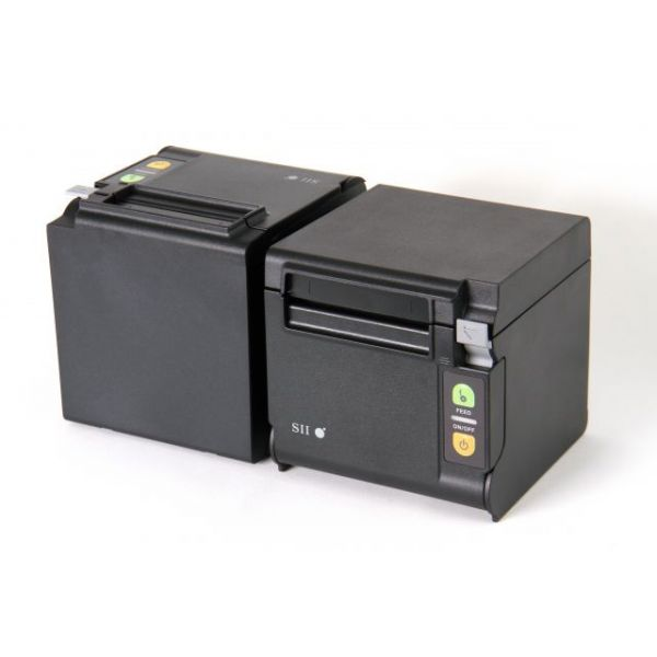 SII Qaliber RP-D10-K27J1-U Direct Thermal Printer - Monochrome - Desktop - Receipt Print
