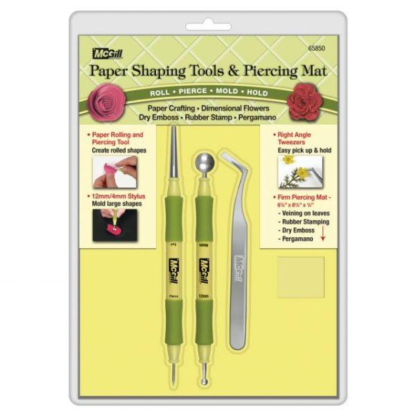 Paper Blossom Tool Kit 4/Pkg