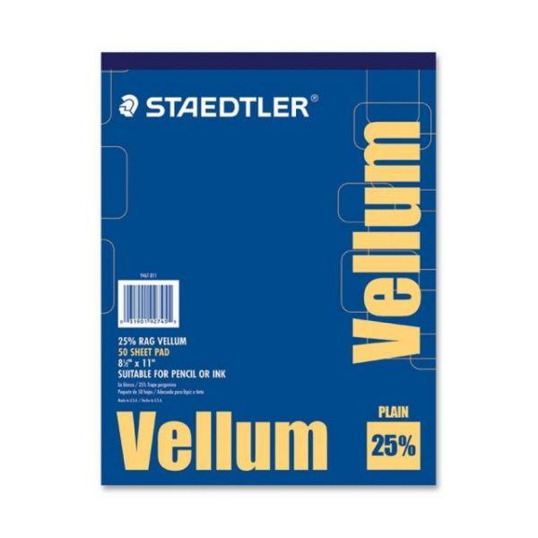 Staedtler Vellum Paper Pad