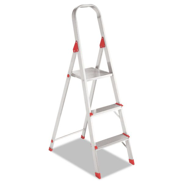Davidson 3' Folding Aluminum Euro Platform Ladder