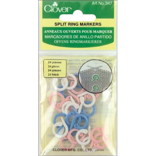 Split Ring Markers