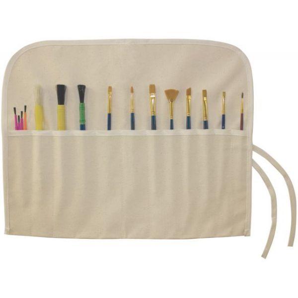 "Canvas Artist Brush Holder 18""X14"""