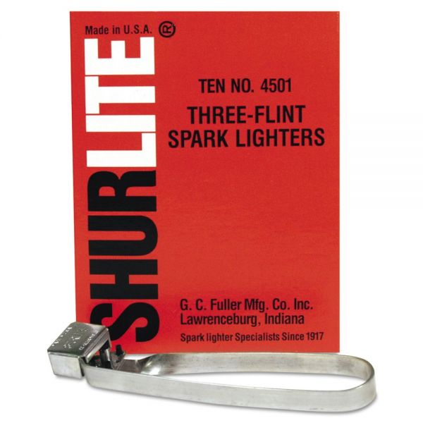 SHURLITE FU 4501 Spark Lighter