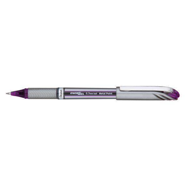 Pentel EnerGel NV Medium Metal Tip Pens
