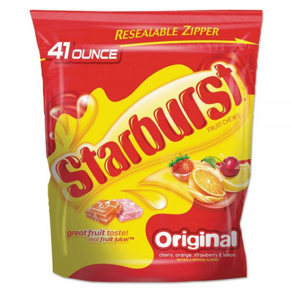 Starburst Individually Wrapped Chewy Candy (2.56 lbs)