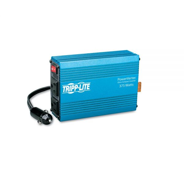 Tripp Lite Powerverter 375-watt inverter