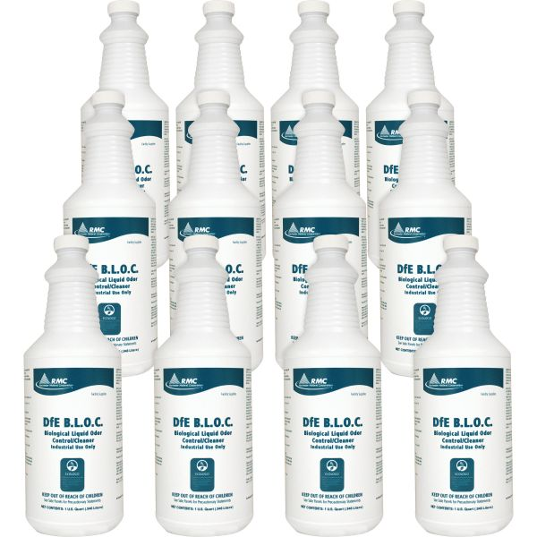 RMC DfE B.L.O.C. Odor Control/Cleaner
