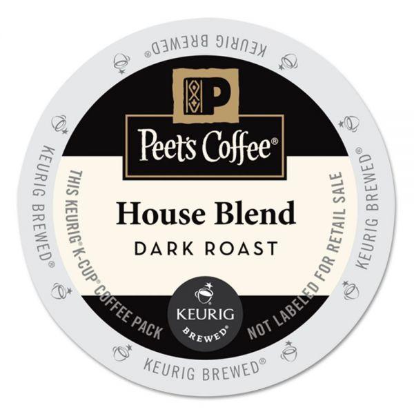 Peet's Coffee House Blend Coffee K-Cups