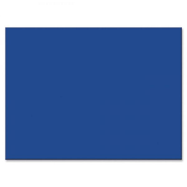 Tru-Ray Heavyweight Blue Construction Paper