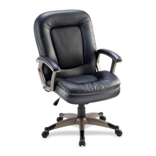 Lorell Mid-Back Management Office Chair