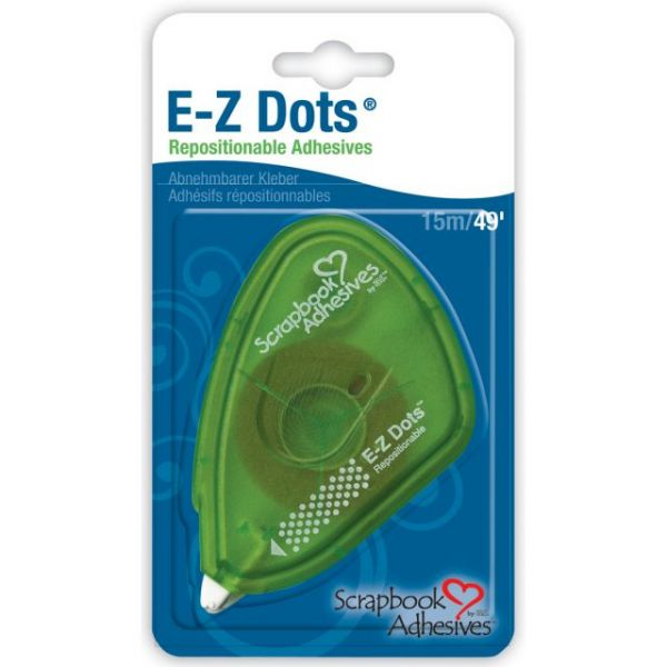 Scrapbook Adhesives E-Z Dots Dispenser