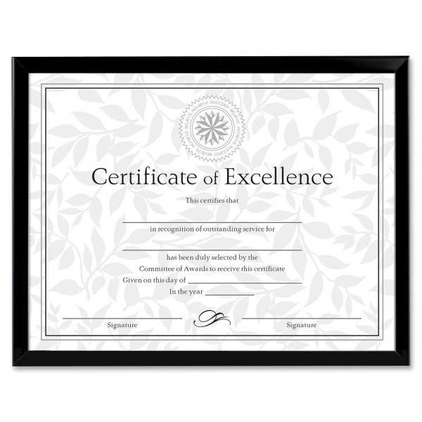 DAX Value U-Channel Picture/Certificate Frames
